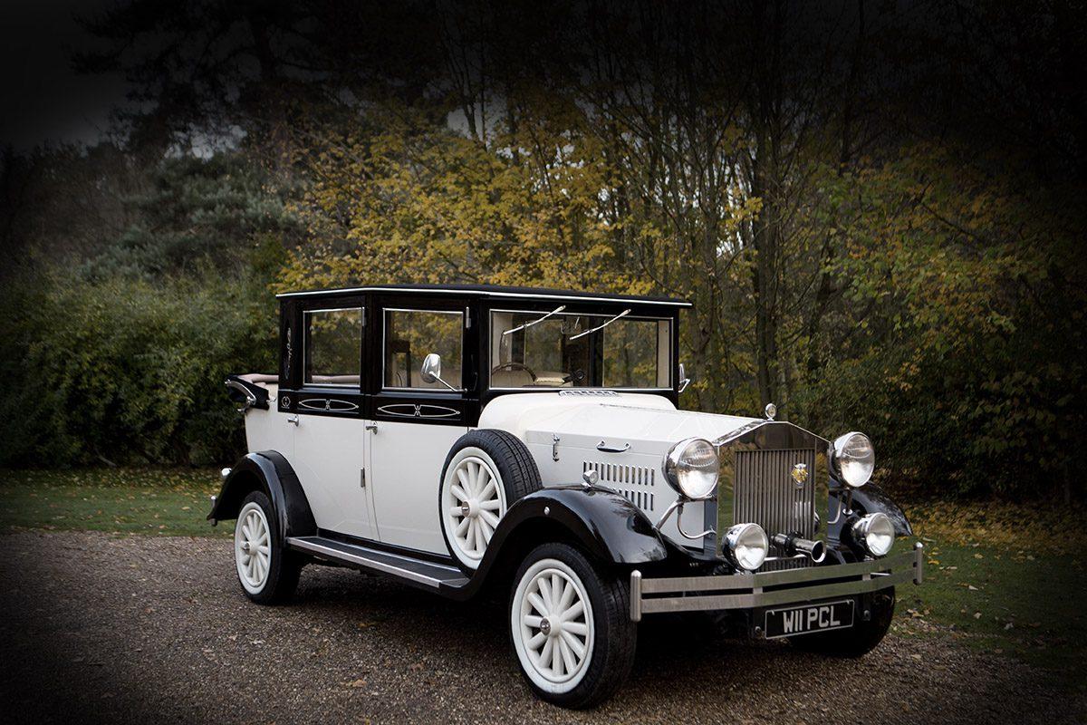 Wedding Car Hire | Viscount Imperial