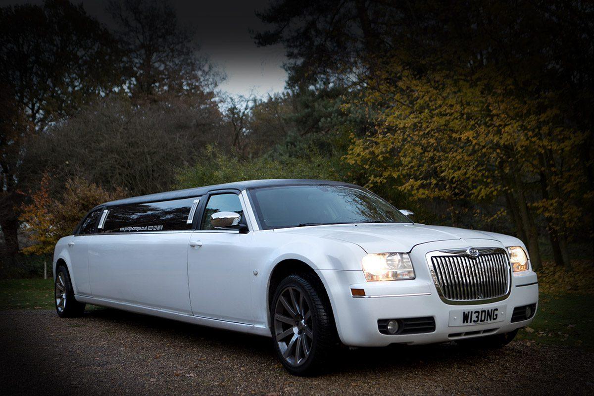 Wedding Car Hire | Chrysler Limo