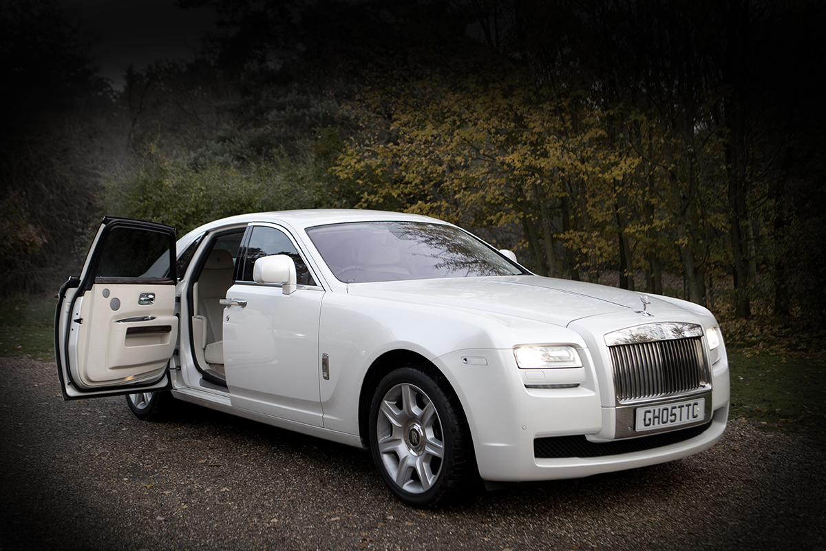 Wedding Car Hire | Prestige Carriages London