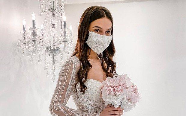 bride covid wedding